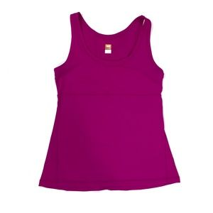 Lucy Power Athletic Tank Top - Fuchsia
